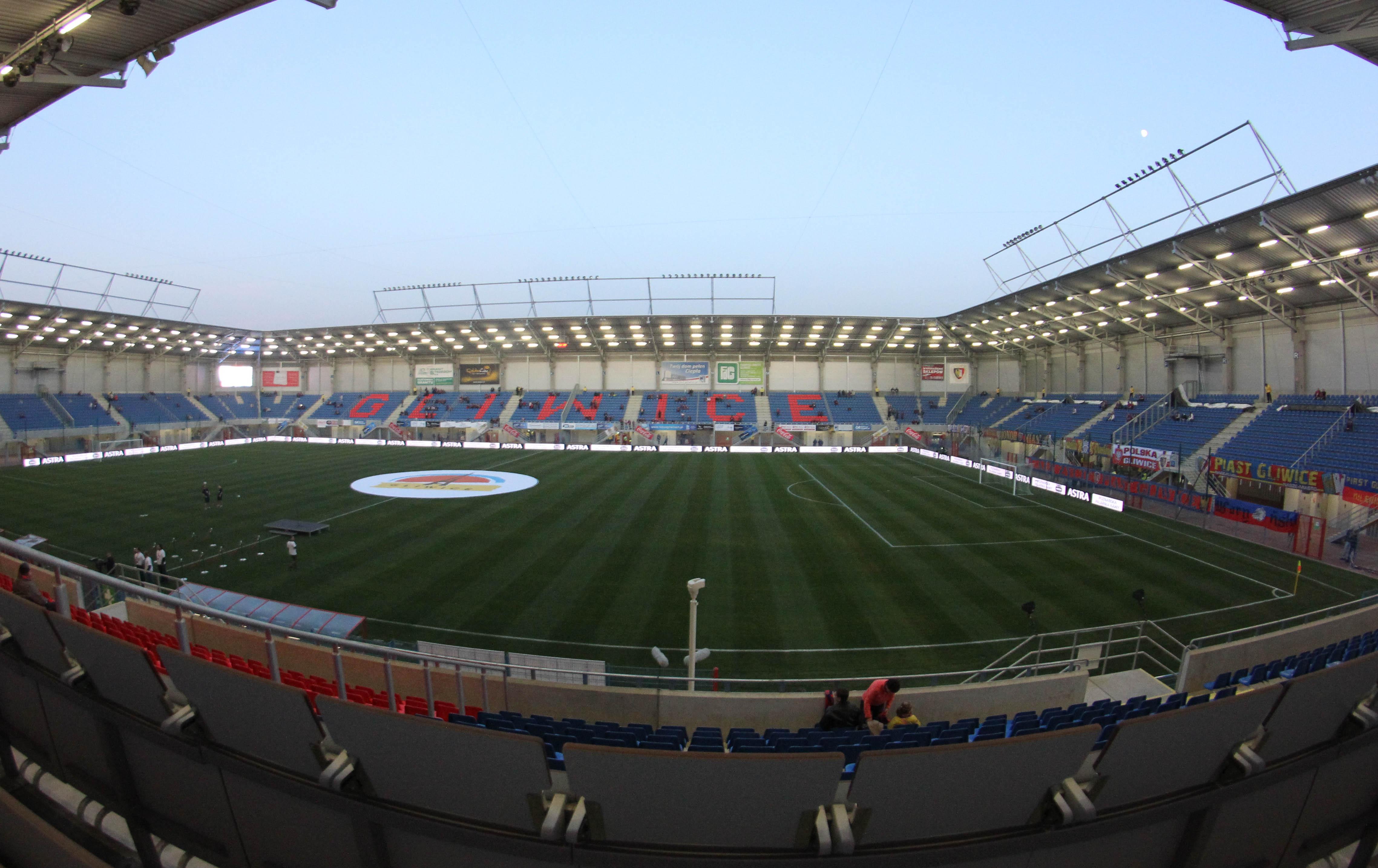 Piast Gliwice Stadion