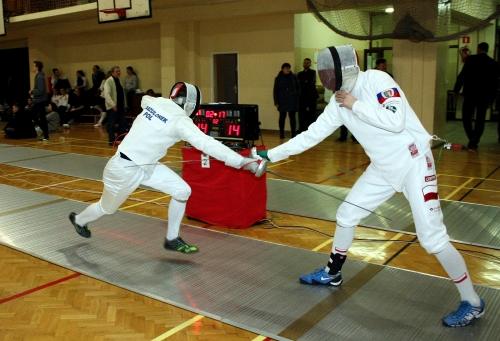 Staszulonek i Michalak walczyli ze sobą w ćwierćfinale