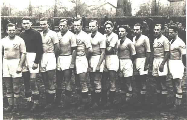 Piast Gliwice - rok 1946